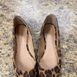 Primary Photo - BRAND: OLD NAVY STYLE: SHOES FLATS COLOR: ANIMAL PRINT SIZE: 7 SKU: 193-19357-55420