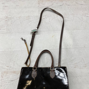 Primary Photo - BRAND: DOONEY AND BOURKE STYLE: HANDBAG DESIGNER COLOR: BLACK SIZE: MEDIUM OTHER INFO: AS IS SKU: 193-193117-7820