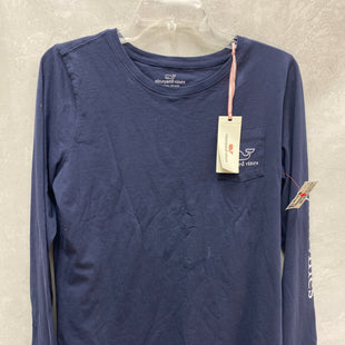 Primary Photo - BRAND: VINEYARD VINES STYLE: TOP LONG SLEEVE COLOR: BLUE SIZE: M SKU: 193-193138-6417