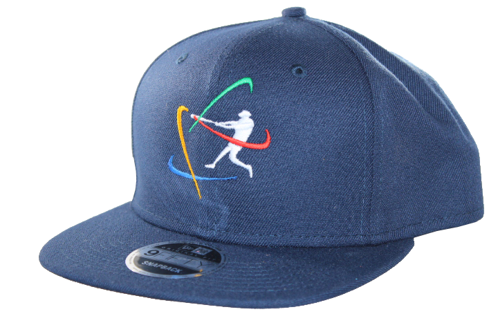 New Era® Original Fit Snapback Cap - Navy Blue