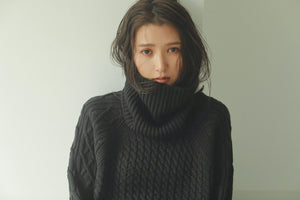 snood over knit