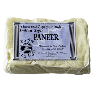 Indian Style Paneer Cheese