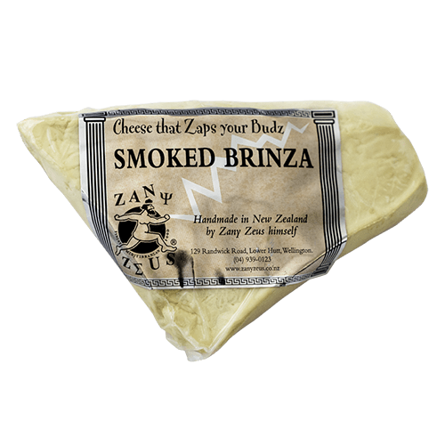 Smoked Brinza Cheese