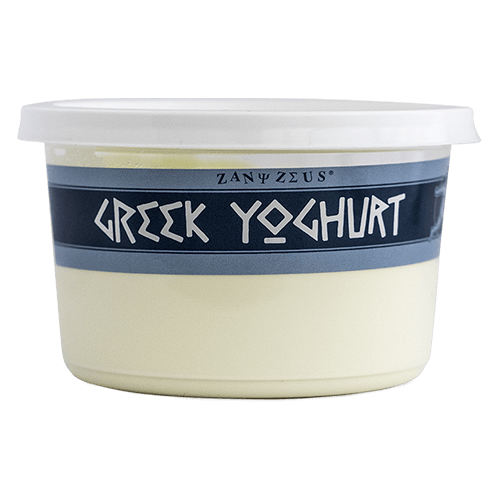 Zany Zeus Greek Yoghurt 400g