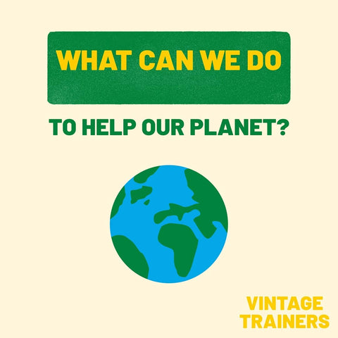 Tips to help our planet