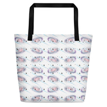 Load image into Gallery viewer, A loving Universe Beach Bag - 25% discount at check-out!
