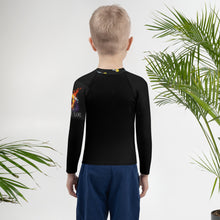 Load image into Gallery viewer, Kids Rash Guard Long Sleeve