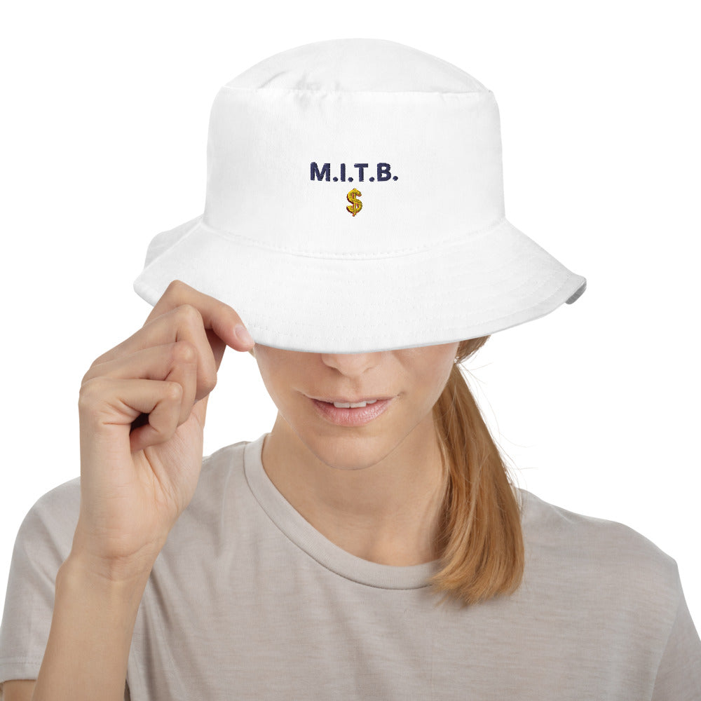 Energize your mental cells to attract money with this Bucket Hat