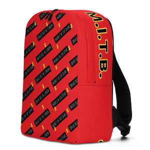 Money In The Bank Backpack