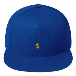 M.I.T.B. Flat Bill Cap 25% discount at check-out!