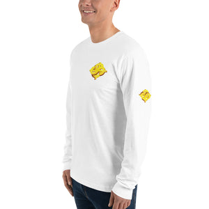 Celebrate money with this Long sleeve t-shirt. 25%discount at check - out!
