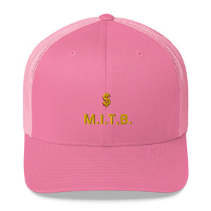 M.I.T.B. Trucker Cap - 25% discount at check-out!