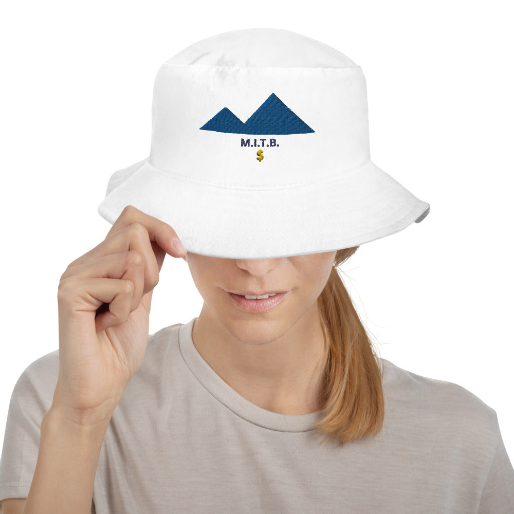M.I.T.B. Under Your Pyramids Bucket Hat - 25% discount at check-out!