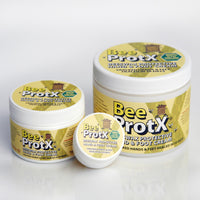 Set of 3 BeeProtX Hand & Foot Cream Tubs