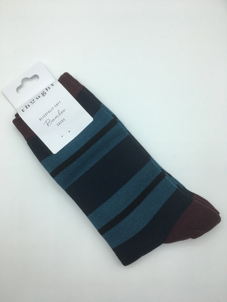 4418-Thought Men's Bamboo socks