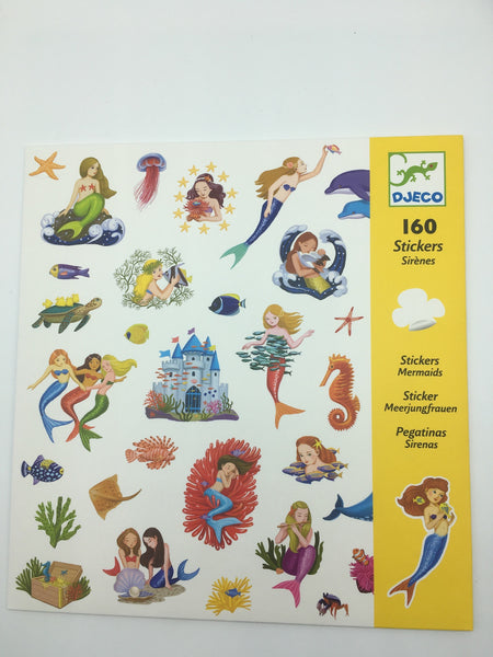 6551-Paper Stickers (various designs)