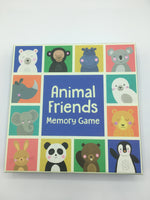 7365-Animal Friends Memory Game