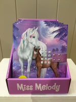 4257-Miss Melody Secret Code Journal