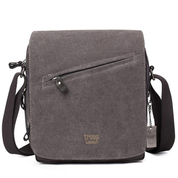 3871-Troop Diagonal Zip Bag Large 238