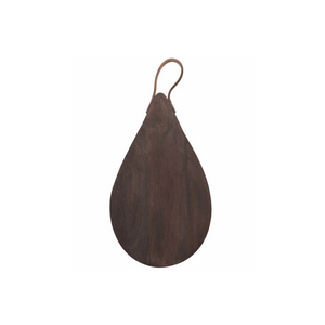 dark mango wood cutting board