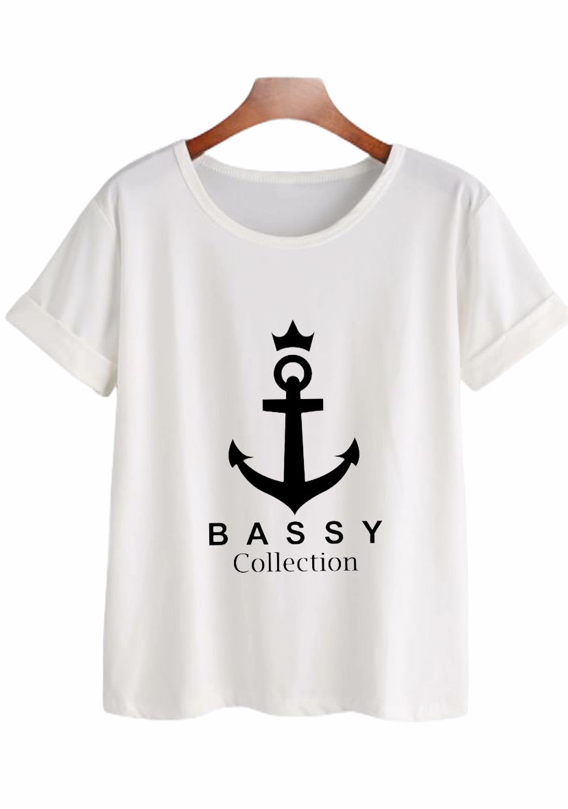Bassy Collection Logo Tee