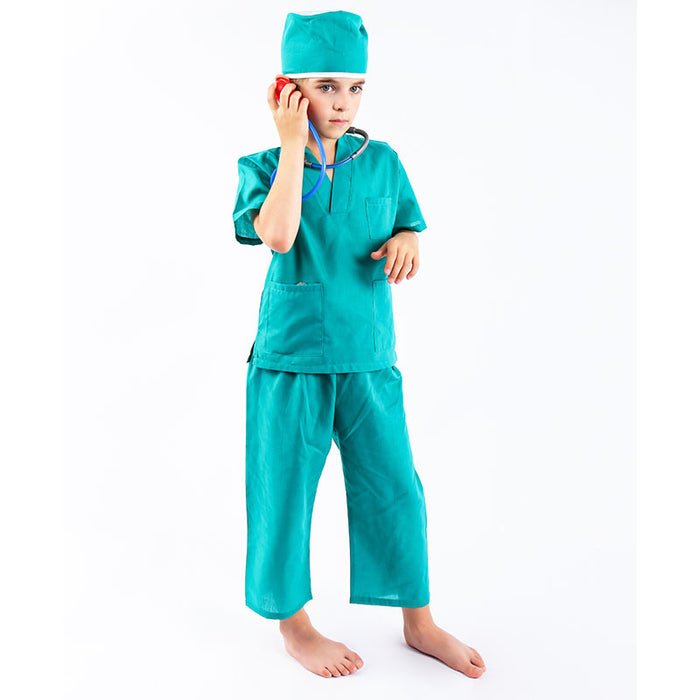 Halloween surgery surgeon costume