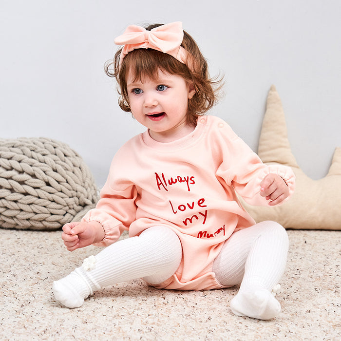 Baby Jumpsuit Triangle Romper