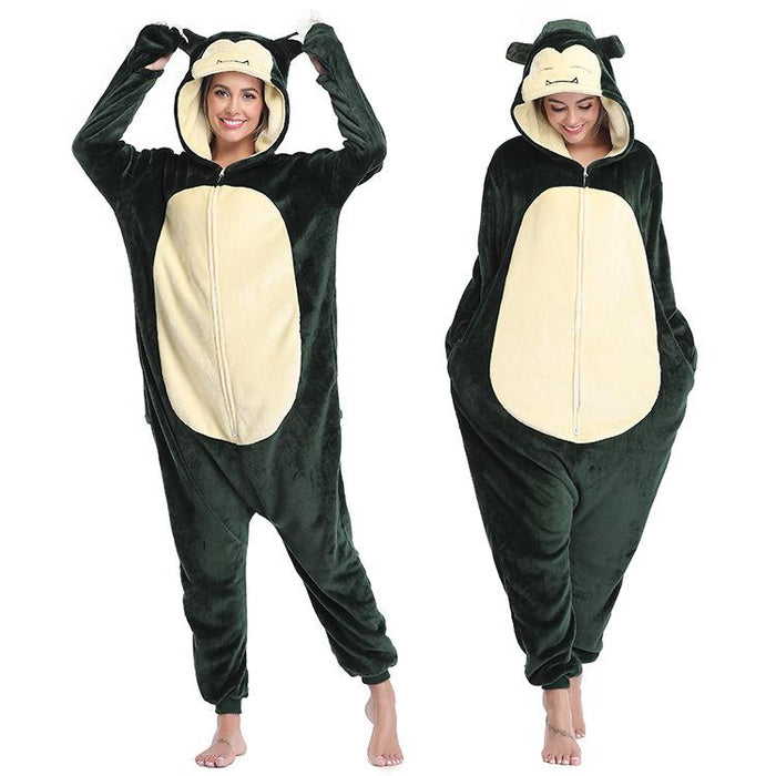 Funny Men's Animal Onesie