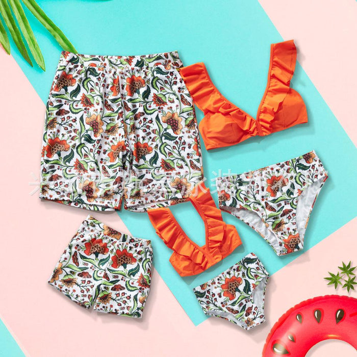 Family Swimwear - Fission printing