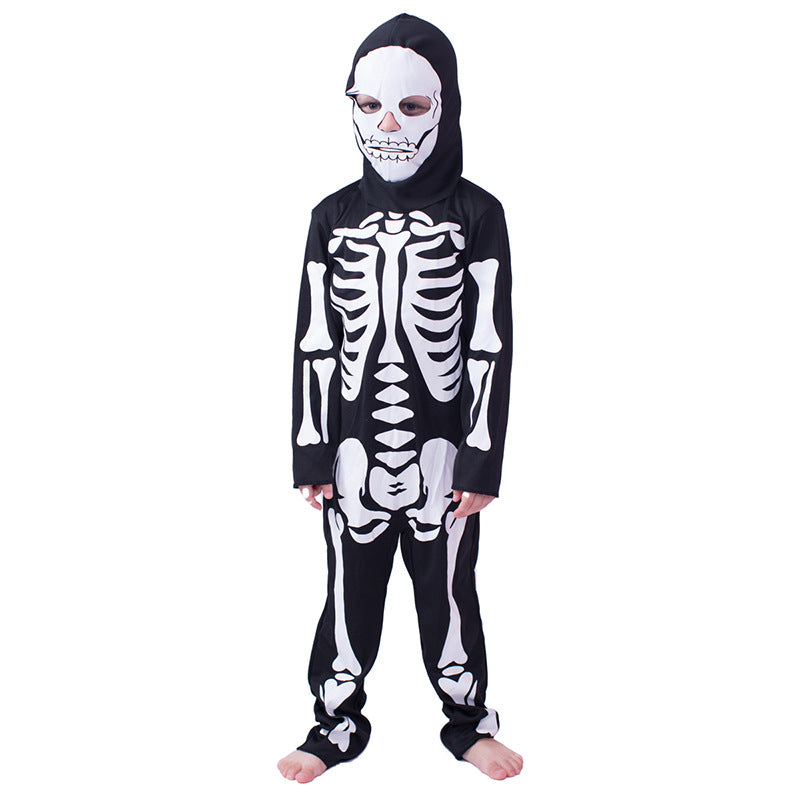 Halloween Skeleton Skeleton Ghost Clothes Party Horror Costume