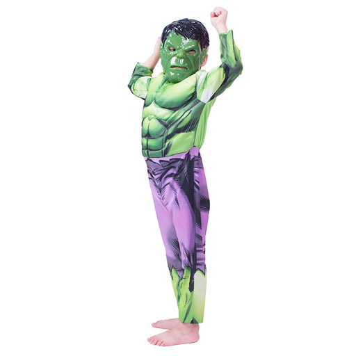 Superhero Halloween vs Comic Character Cosplay Game Costume