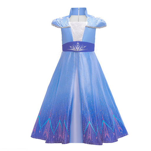 Frozen 2 Princess Aisha Tutu Cosplay Costume