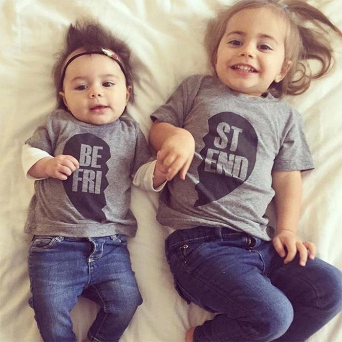 Sister And Me T-Shirt - Best Friend