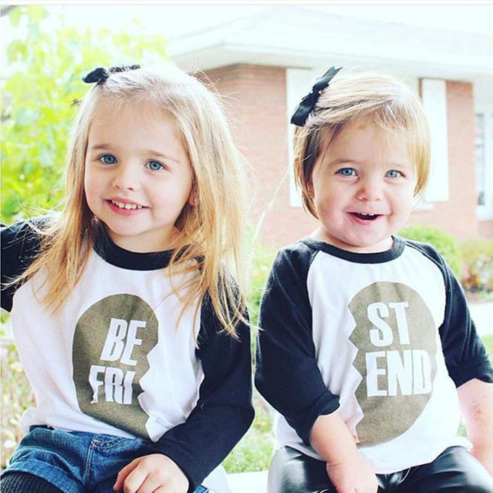 Sister And Me Long sleeve - Best Friend