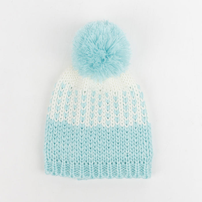 Infant Warm Wool Knitted Hat