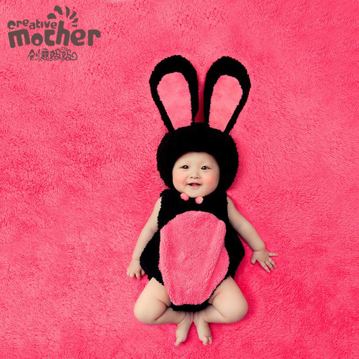 Baby rabbit costume  Baby Photo Props