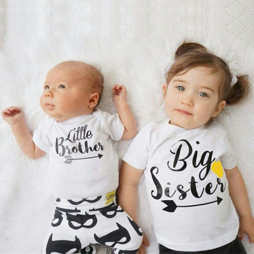 Big Sister T-Shirt - We're Together