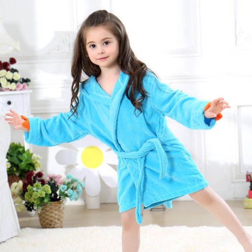 Funny bathrobe cartoon shape l hooded sanding Baby Onesie
