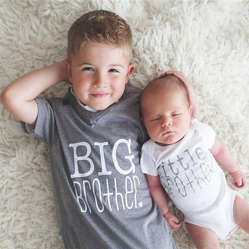Big Brother Little Brother T-Shirt - Brother to Brother
