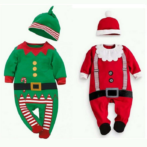 baby christmas cute costume