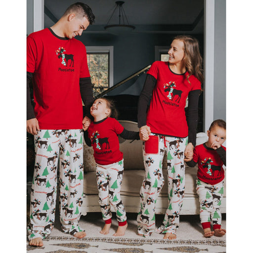 Family Pajamas - Christmas suit