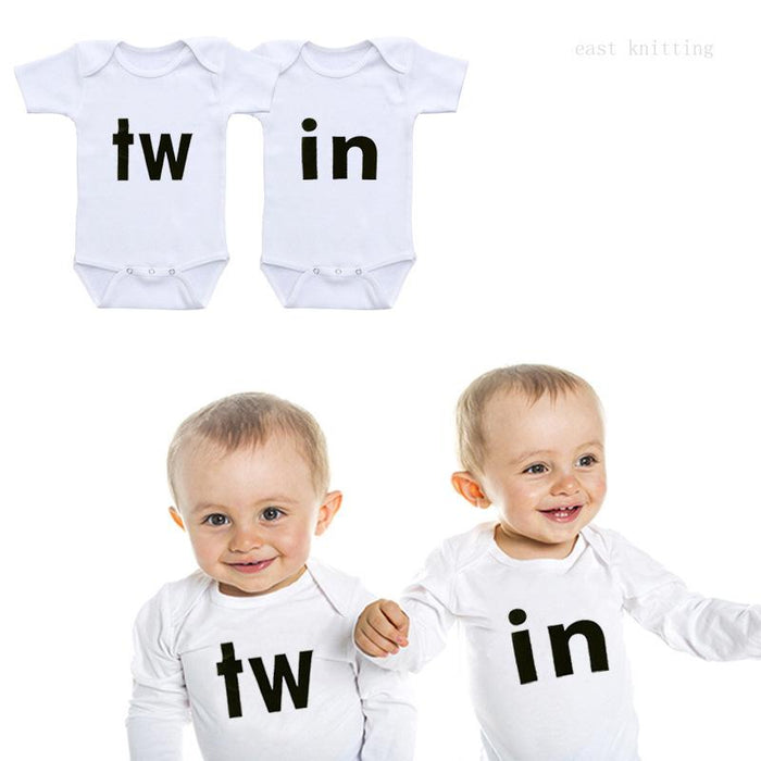 Twins Jumpsuits  - The garment printing