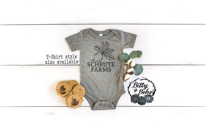 Schrute Farms Bodysuit