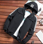 Autumn Men Jackets Hooded - QucikShopee