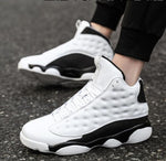 High Top Mens Basketball Shoes Jordan Retro Basketball Boots Breathable Nonslip Lace Up White Trainers Sneakers Cheap Zapatilla - QucikShopee