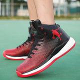 New Jordan Basketball Shoes Mens Boys Basketball Boots Light High Ankle Zapatillas De Baloncesto Outdoor Plus Size Mens Sneakers - QucikShopee