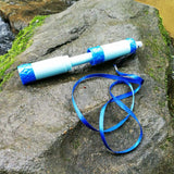 Handheld Water Purifier (Pump Style)