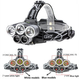 Monster LED Headlamp - 15000 lumens max