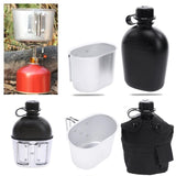 1L Military Canteen - Survival Kettle