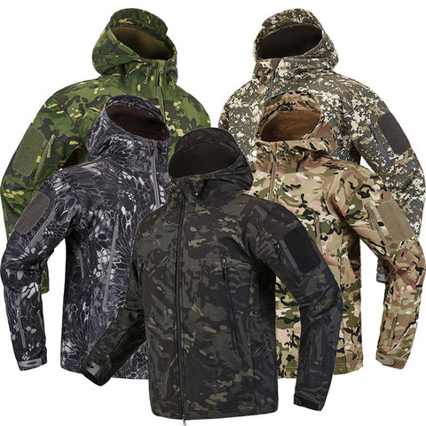 Men's Airsoft Tactical Jacket